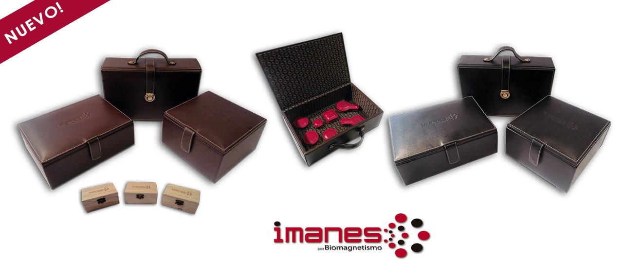 Nuevas Cajas para Imanes Biomagneticos